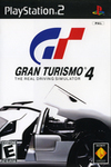 Gran Turismo 4. The real driving simulator  (PS2)/ (Гран Туризмо 4) (PS2)
