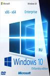 Microsoft® Windows® 10 Ent 1511 x86-x64 RU-en-de-uk by OVGorskiy® 02.2016 2DVD [2016, RUS(MULTI)]