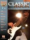 Classic Rock: Bass Play-Along Volume 6