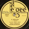 Bill Russo And His Orchestra - Ennui Sposin -1952