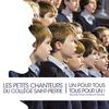 Les Petits Chanteurs du College Saint-Pierre - Un pour tous-tous pour un! - 2018