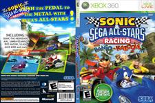 Купить Sonic & SEGA All-Stars Racing (Xbox 360) в интернет магазине 1000000-igr.ru