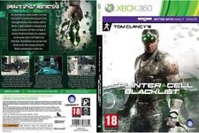 Купить Tom Clancy's Splinter Cell: Blacklis (Xbox 360) (LT+3.0) в интернет магазине 1000000-igr.ru