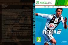 Купить FIFA 19 LEGACY EDITION (PAL, RUSSOUND) (XBOX 360) в интернет магазине 1000000-igr.ru