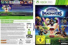 Купить SKYLANDERS IMAGINATORS (Xbox 360) в интернет магазине 1000000-igr.ru