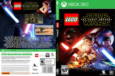Купить LEGO STAR WARS - THE FORCE AWAKENS (Xbox 360) в интернет магазине 1000000-igr.ru