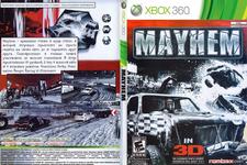 Купить Mayhem (Xbox 360) в интернет магазине 1000000-igr.ru